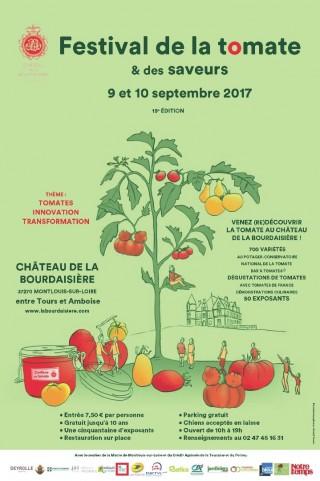 19e Festival de la Tomate et des Saveurs - Château dela Bourdaisière