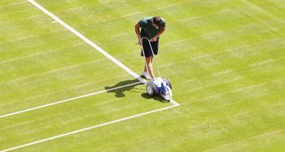 Wimbeldon « le tennis dans un jardin anglais ».