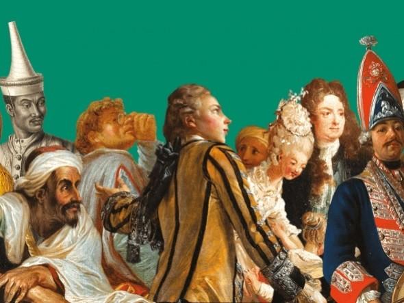 Les Visiteurs de Versailles de 1682-1789