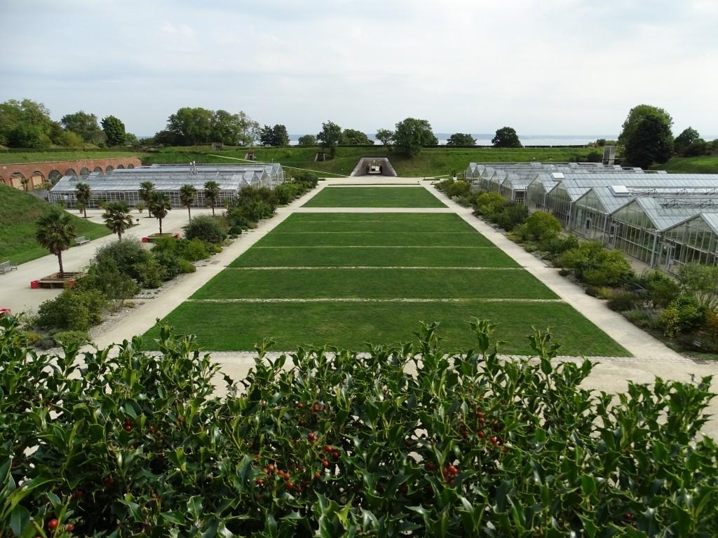 Les Jardins suspendus deviennent Jardin botanique