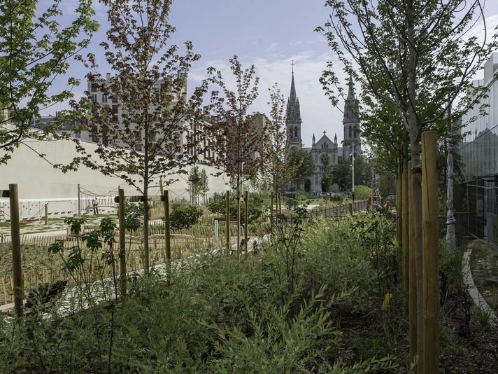 30 Hectares d'espaces verts en plus d'ici 2020 à Paris !