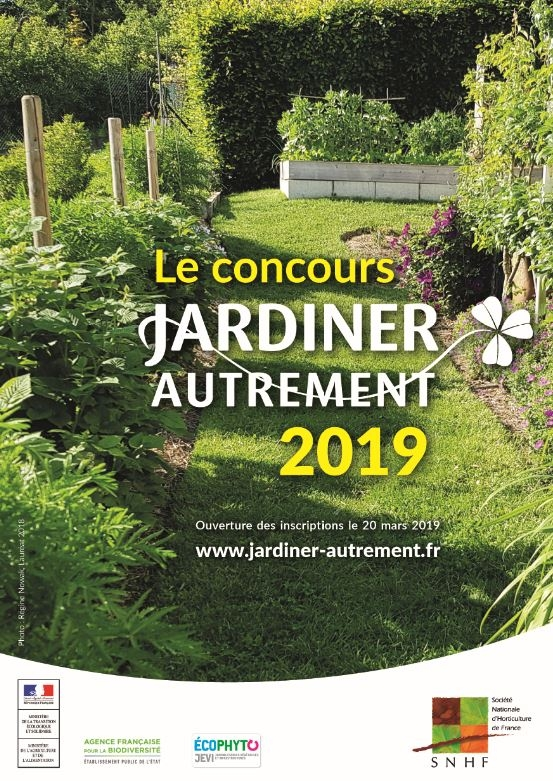 Concours « Jardiner autrement