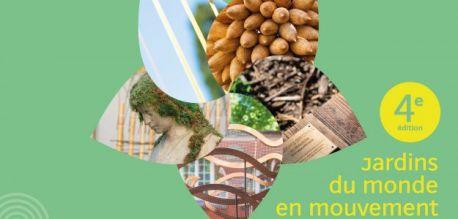 Jardins du monde 2020 : l'appel à projets est lancé