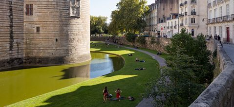 Le Château des ducs de Bretagne se prépare de nouveau à accueillir du public !