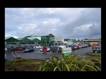 Magasin Vert Paimpol s'offre 4000 M2 de surface de vente pour ses 40 ans.
