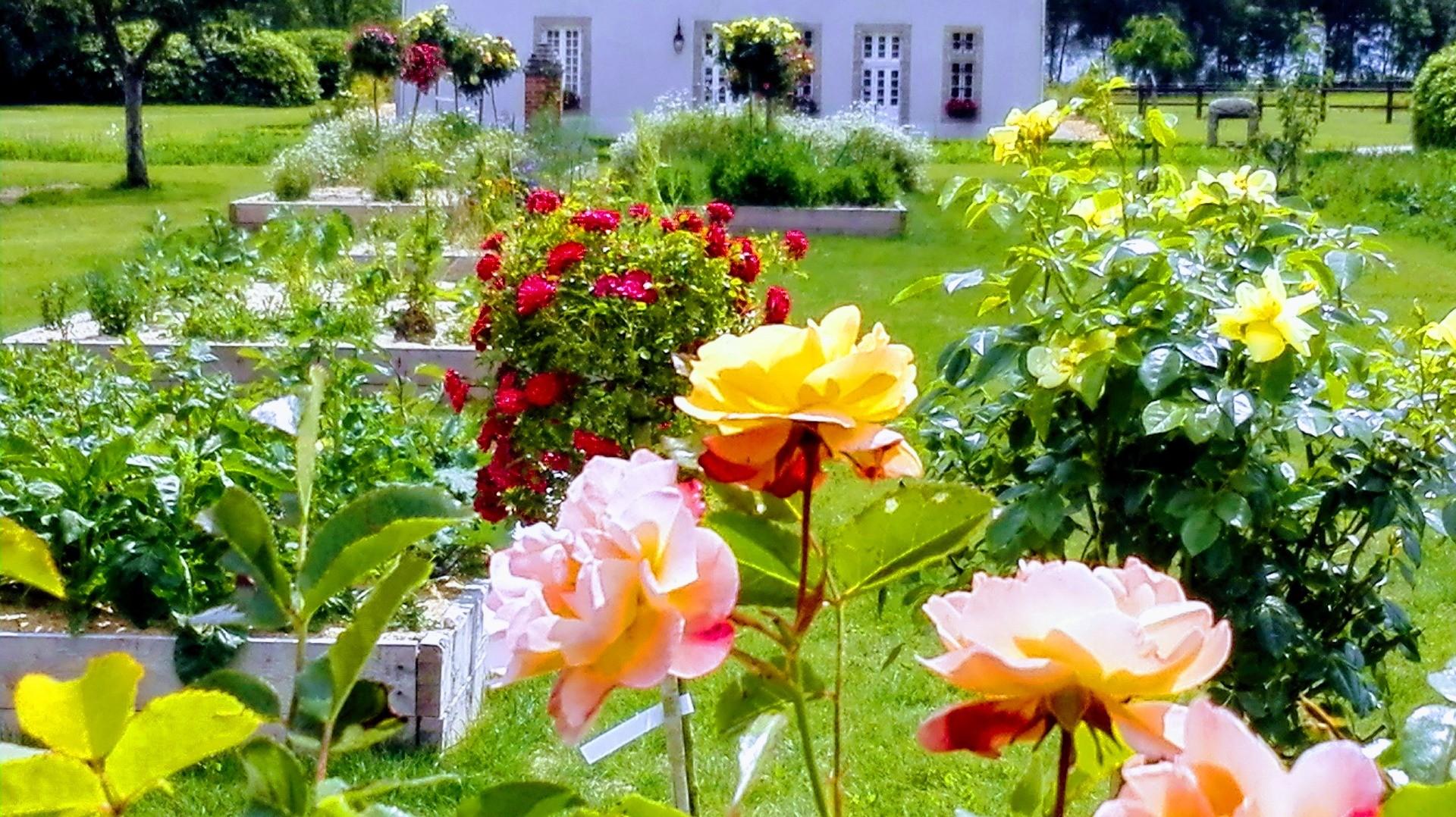 'Aux noms de la Rose'