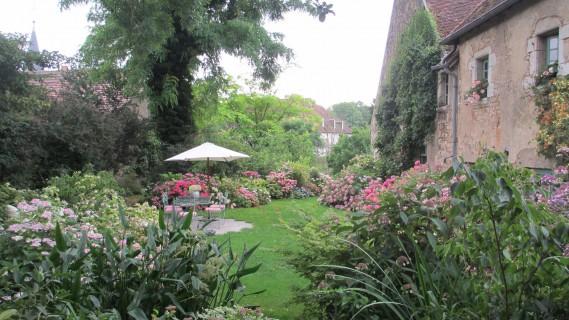 Portes Ouvertes du jardin et collection Annabelle