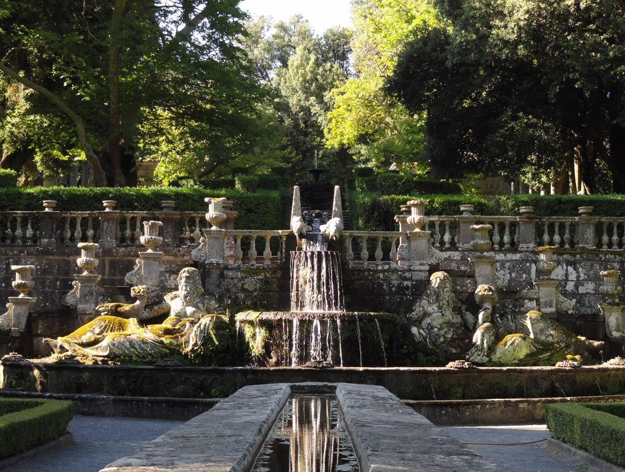 """RDVJ 2018 : Conférence """"Les jardins renaissants italiens aux XVe et XVIe siècles"""""""