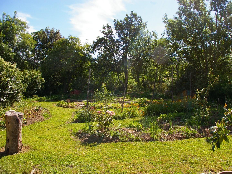Visite commentée des jardins écologiques du Mas des faïsses