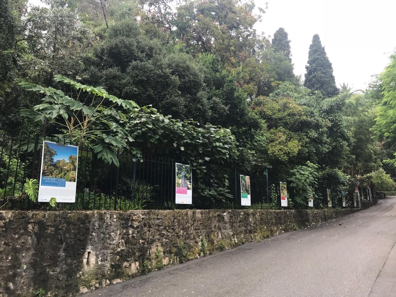 Les Jardins des Alpes-Maritimes  : une exposition de plein air