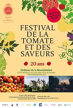 20e anniversaire du Festival de la Tomate