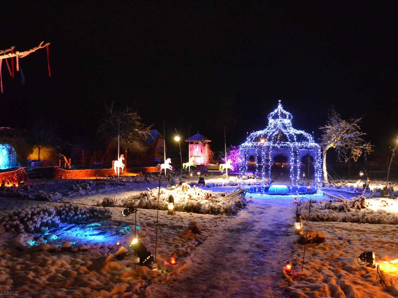 Noël au Jardin - Dorothy et le Magicien