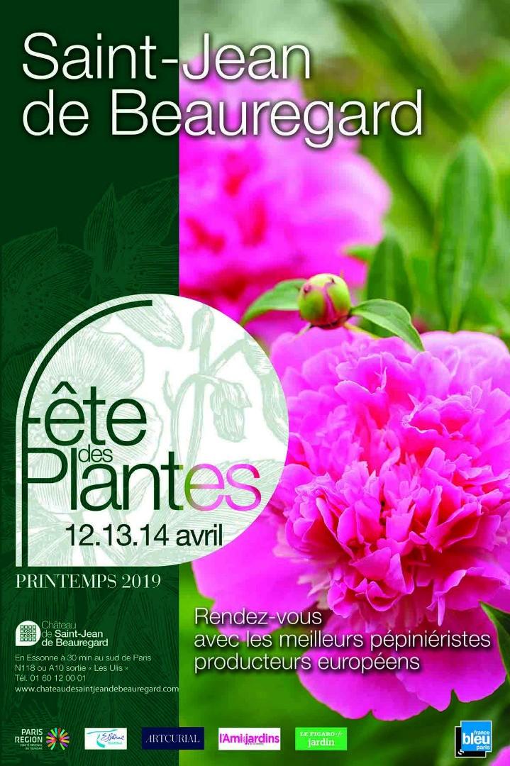 Fête des Plantes de Printemps de Saint-Jean de Beauregard