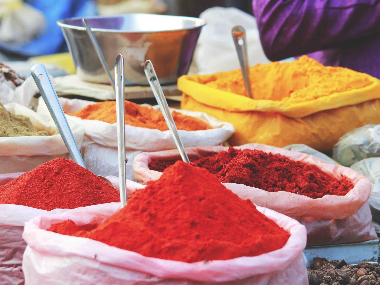 •• L'Inde aux 1000 couleurs ••