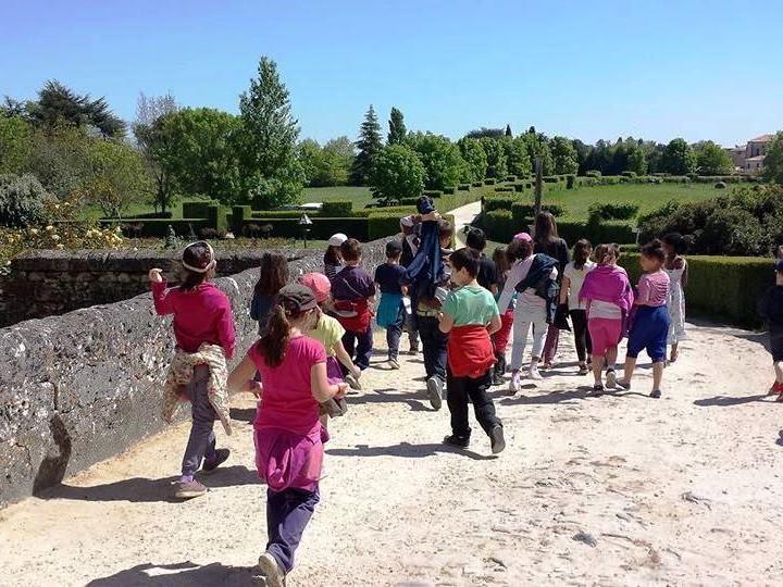 Après-midi médiéval au Château de Vayres
