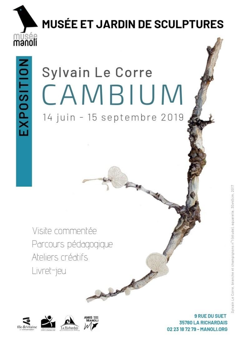 Sylvain LE CORRE - «CAMBIUM»