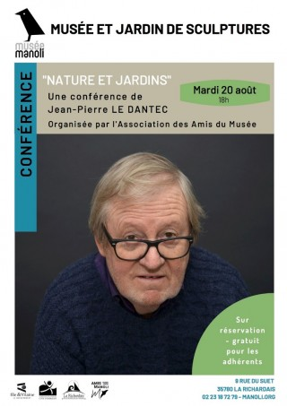 Conférence «Nature et Jardins»
