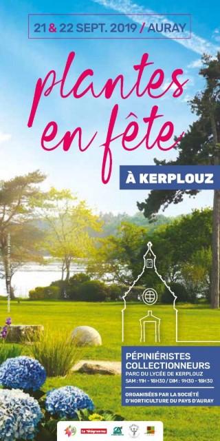 Les Plantes en Fête à Kerplouz