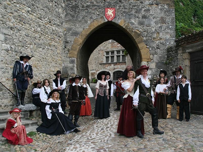 Les journées du Patrimoine au Château de Saint-Jean de Beauregard