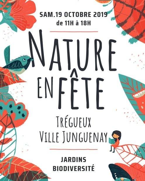Nature en Fête à la Ville-Junguenay à Trégueux