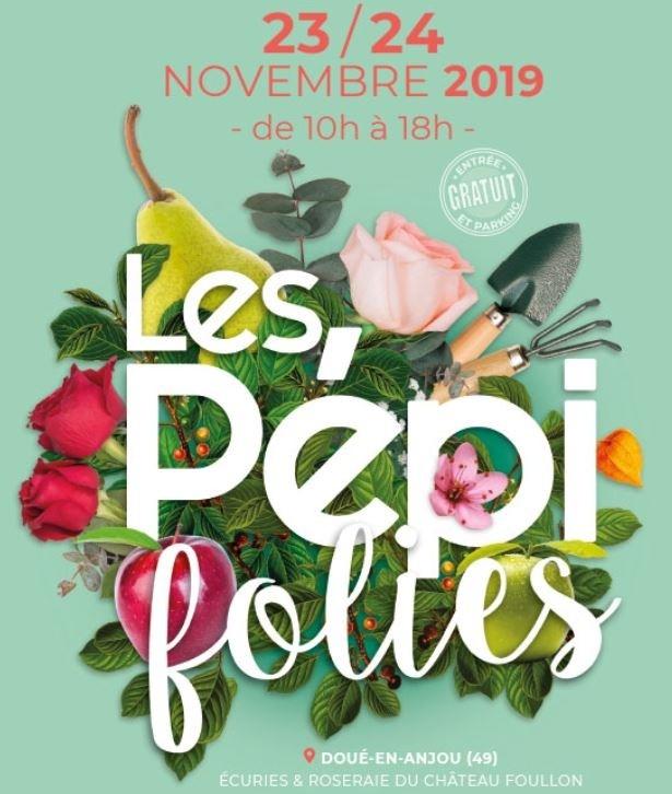 Les Pépifolies reviennent à Doué-la-Fontaine !