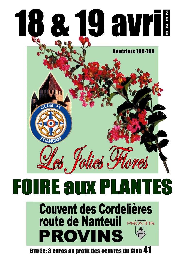 les Jolies Flores de Provins