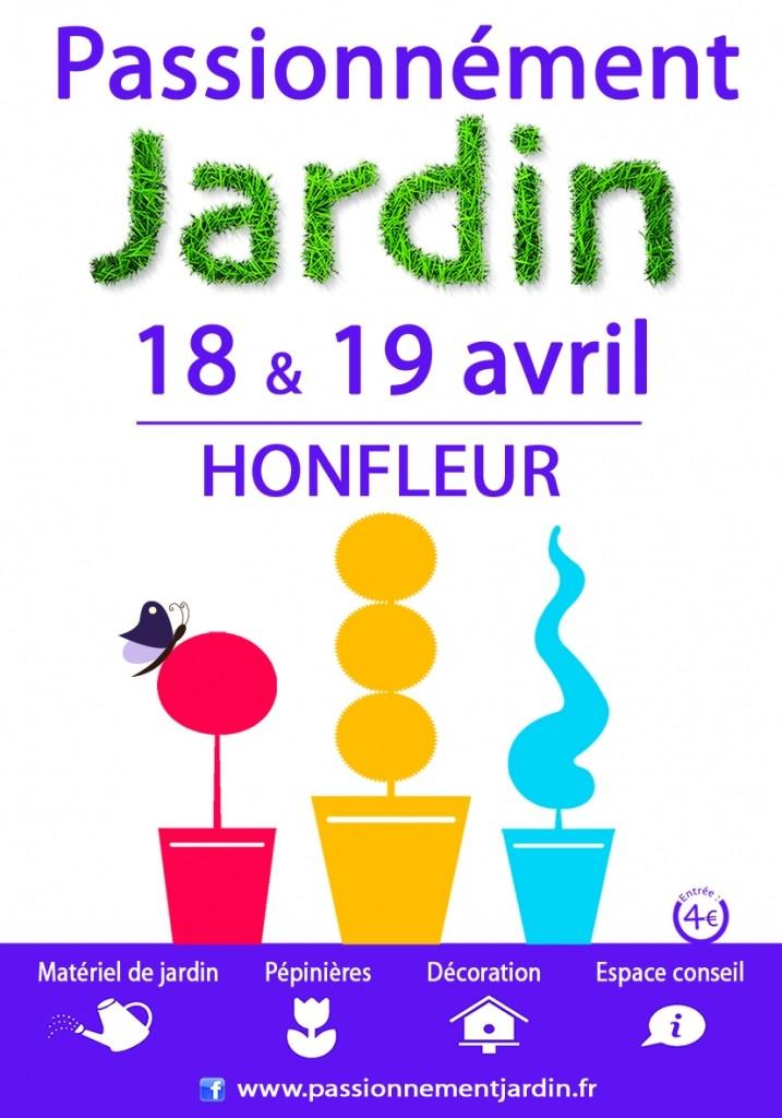 Passionnément Jardin se prépare sur la cote fleurie à Honfleur