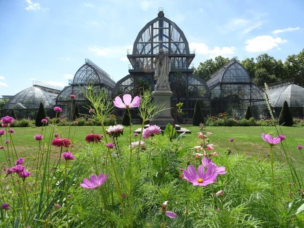 Les coulisses du jardin botanique de Lyon