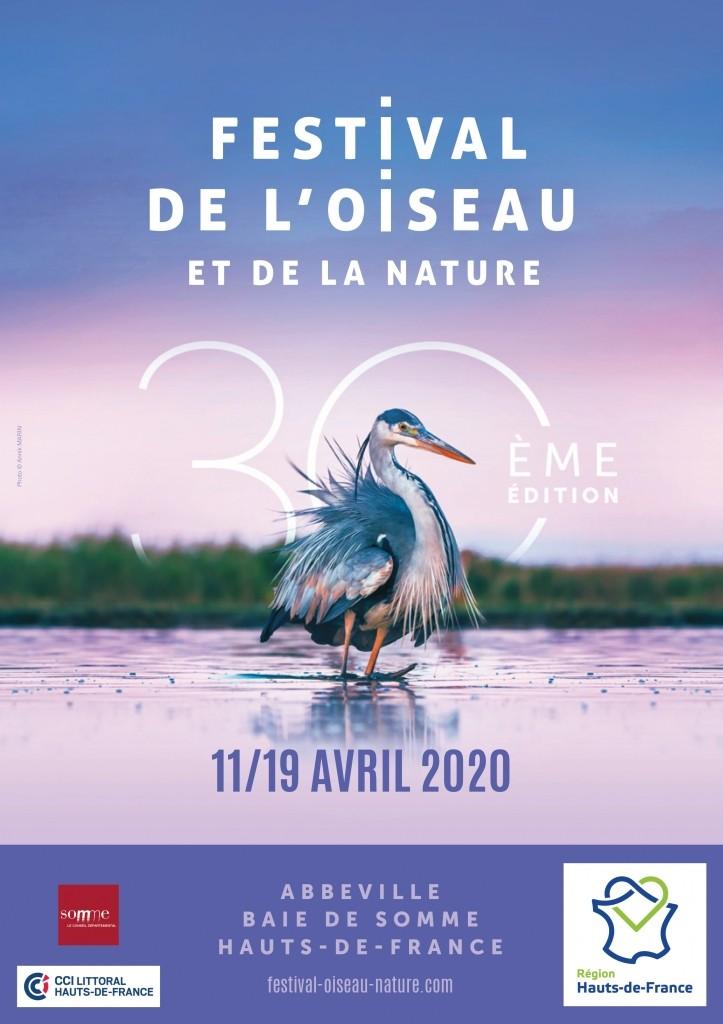 30eme Festival de l'Oiseau et de la Nature