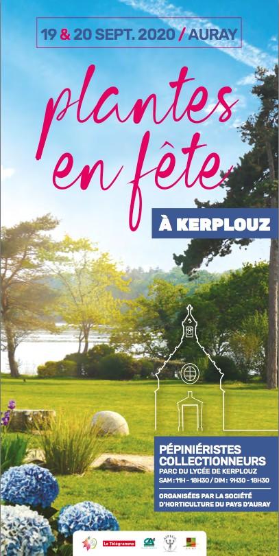 Plantes en Fête à Kerplouz
