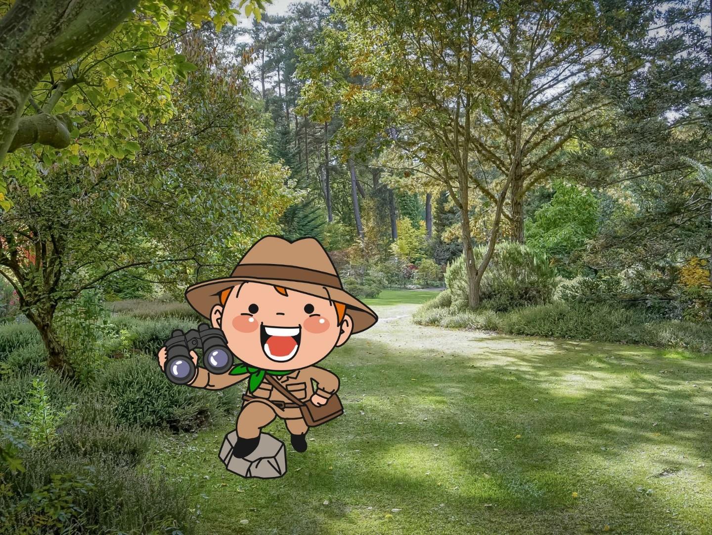 """Livret jeu : """"Mon expédition botanique"""""""
