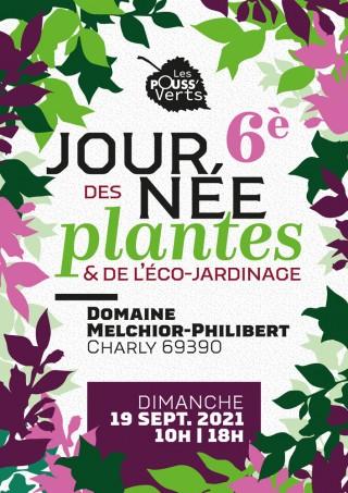 6ème journée des plantes et de l'éco-jardinage Charly 69390