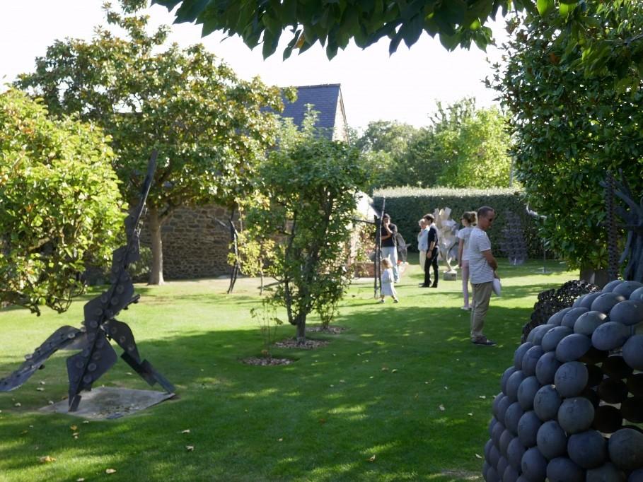Dimanches gratuits au Jardin du Musée Manoli