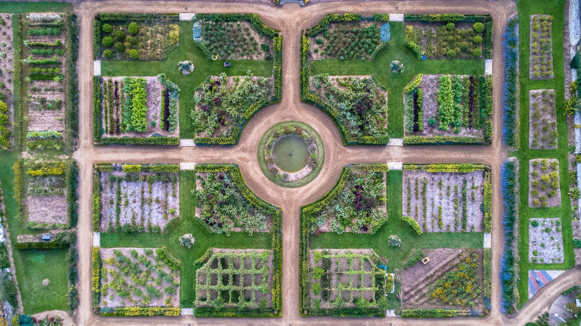 Rendez-Vous aux Jardins - Château de Valmer 2021