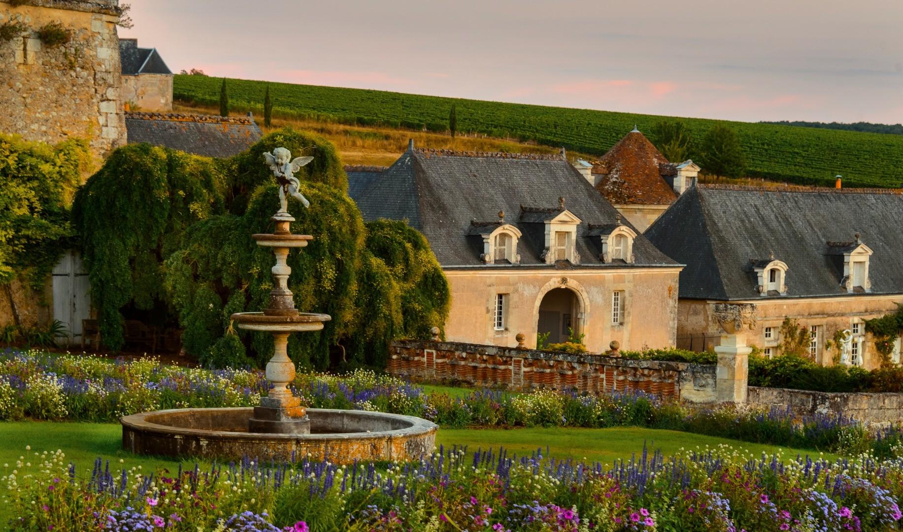 Balade découverte du Château de Valmer à 14h30 les mercredis, jeudis et vendredis
