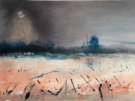 Exposition de peinture Julia KING