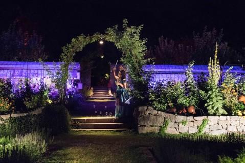 Féeries Nocturnes au Jardin