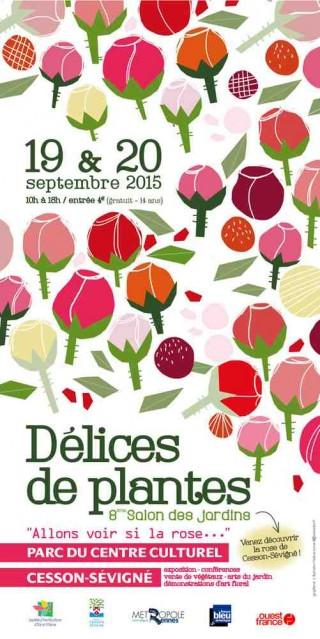 DELICES DE PLANTES, 8ème SALON DES JARDINS