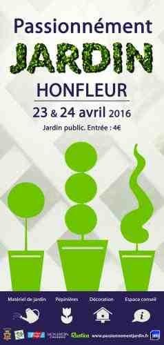 10 eme édition Passionnément Jardin à Honfleur