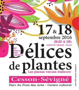 """""""Délices de Plantes"""", Salon des jardins et des végétaux"""