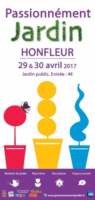 Salon Passionnément Jardin HONFLEUR
