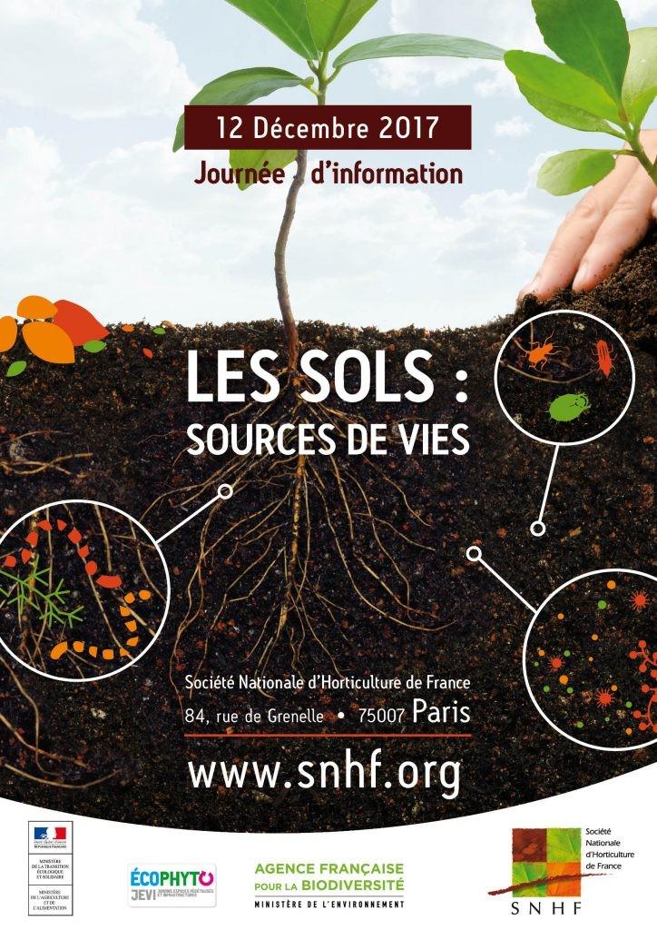 Les sols, sources de vie.