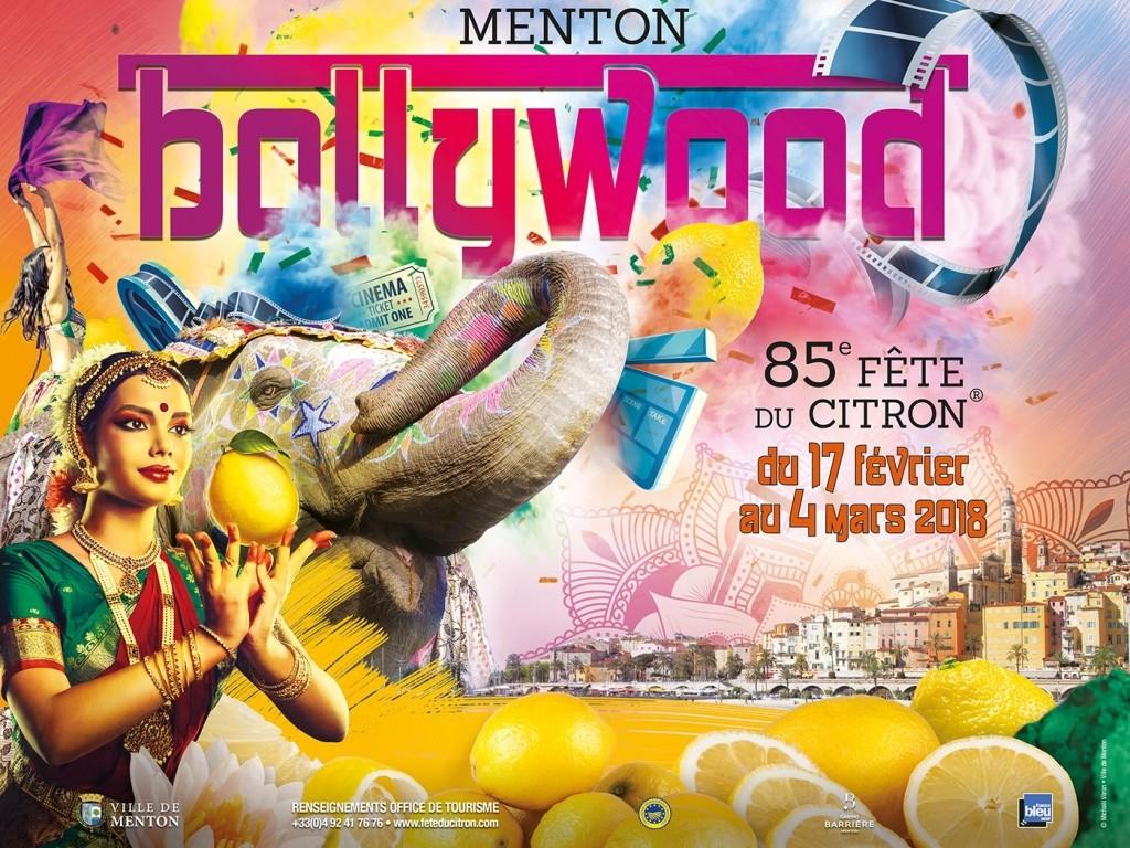 en route pour Bollywood avec la 85eme Fête du Citron :