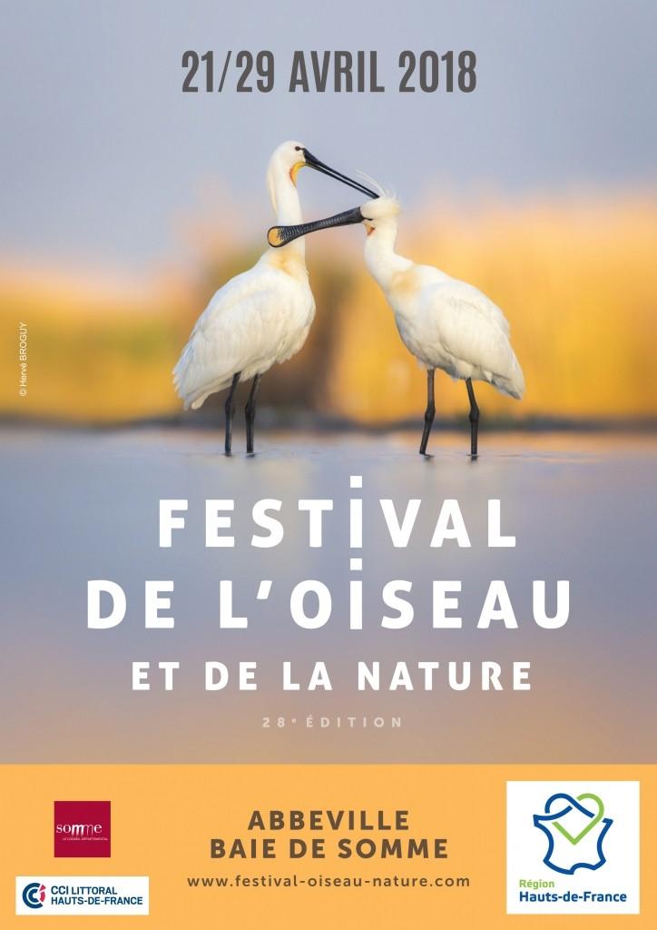 28 ème  Festival de l'Oiseau et de la Nature en Baie de Somme
