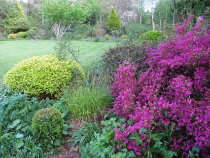 expo-vente de plantes au Jardin de Liliane  le 27 mai 2018